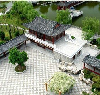 重庆园林景观设计