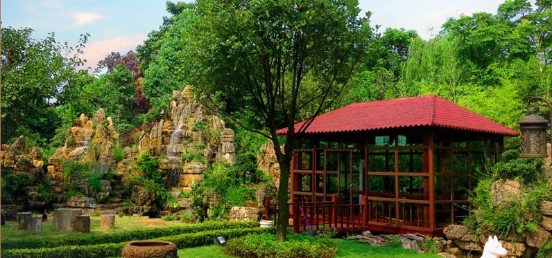 花园庭院设计